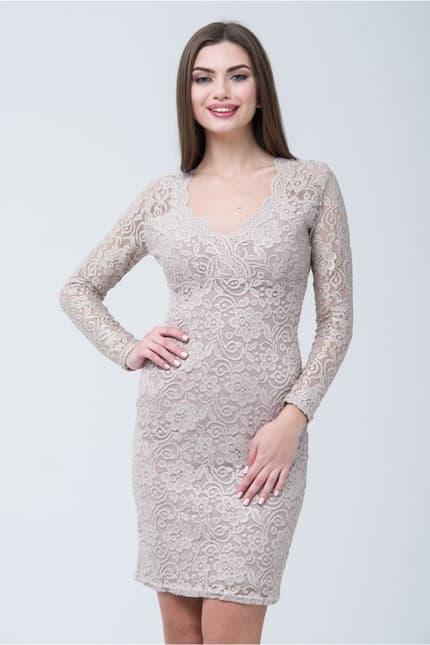 Коктейльное платье 7284e, фото 1