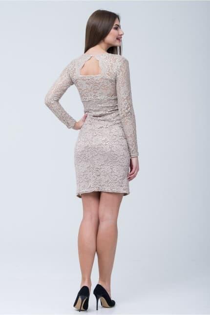Коктейльное платье 7284e, image 3
