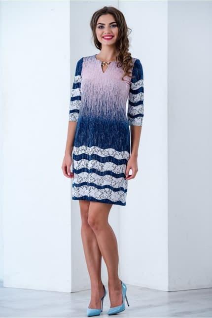 Повседневное платье 6181e, image 1