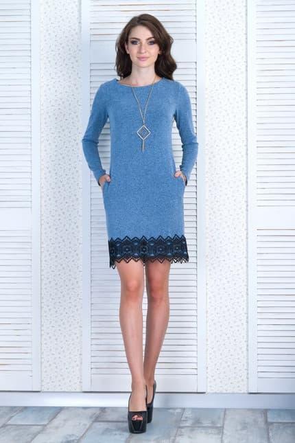 Повседневное платье 6301e, image 1