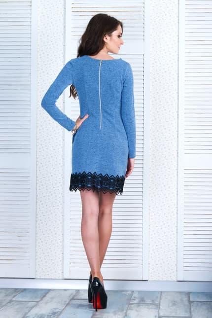 Повседневное платье 6301e, image 2