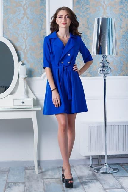 Повседневное платье 7204e, image 1