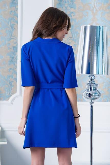 Повседневное платье 7204e, image 3