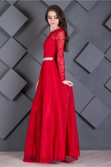 Вечернее платье 7226e, фото 3