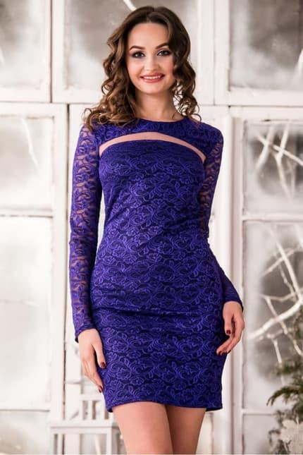 Коктейльное платье 5294e, фото 1