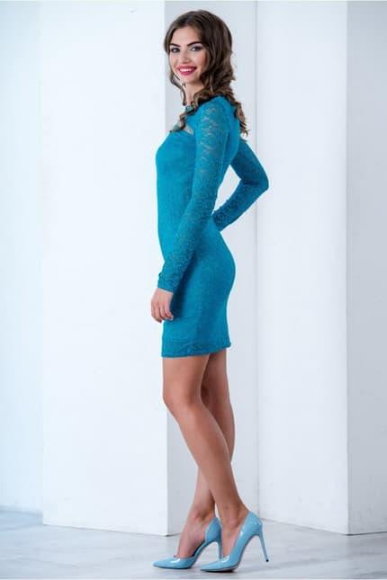 Коктейльное платье 5294e, фото 2