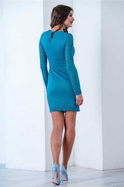 Коктейльное платье 5294e, фото 3