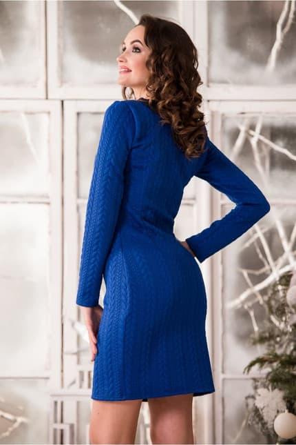 Коктейльное платье 5318e, фото 2