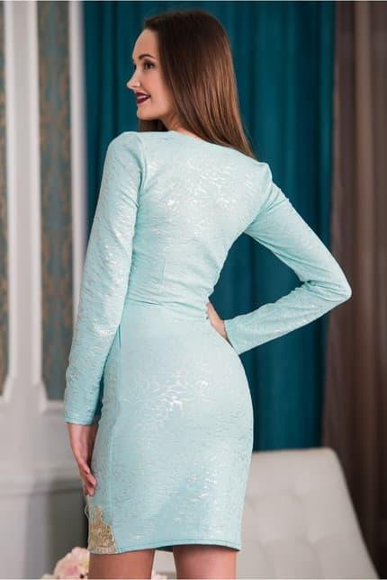 Коктейльное платье 5340e, фото 7