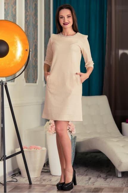 Коктейльное платье 5344e, фото 4