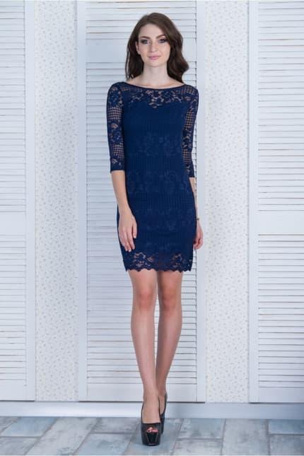 Коктейльное платье 7207e, image 1
