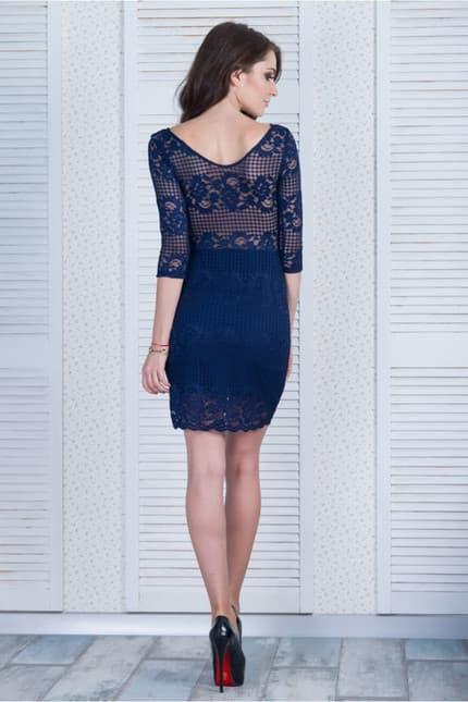 Коктейльное платье 7207e, image 2