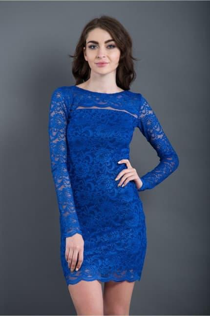 Коктейльное платье 7231e, фото 1