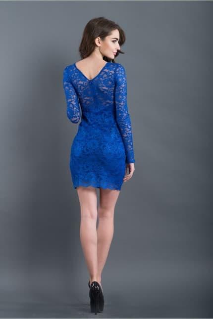Коктейльное платье 7231e, фото 2