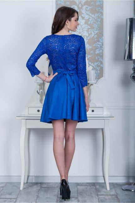 Коктейльное платье 7234e, фото 2