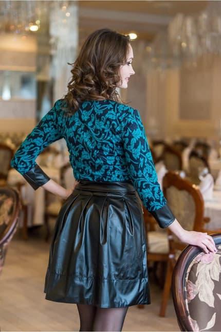 Повседневное платье 4431e, фото 2