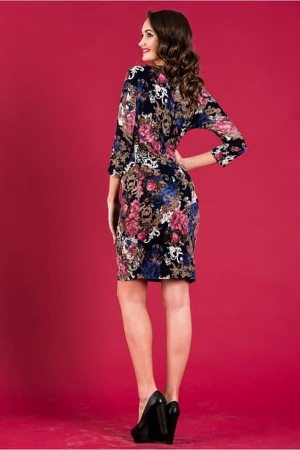 Повседневное платье 5259e, фото 3