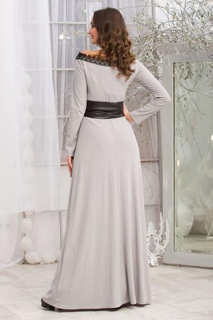 Повседневное платье 5283e, фото 2