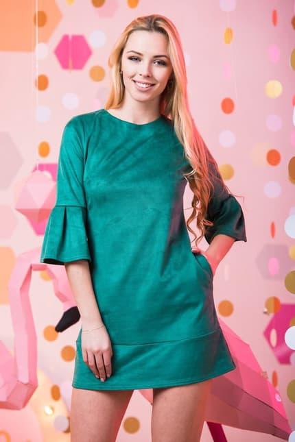 Повседневное платье 6236e, фото 2