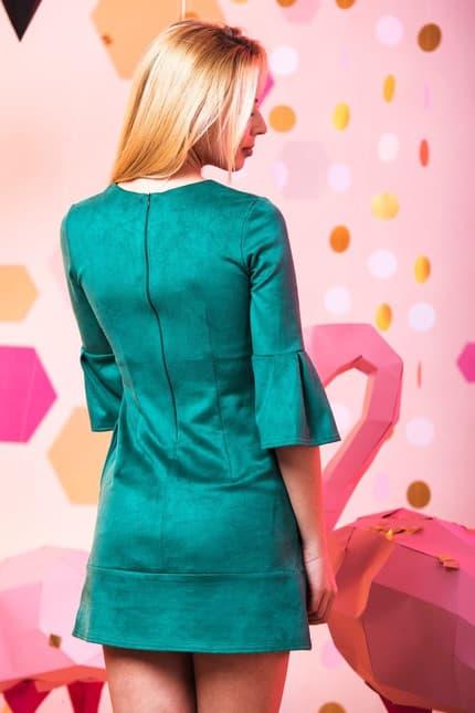Повседневное платье 6236e, фото 3