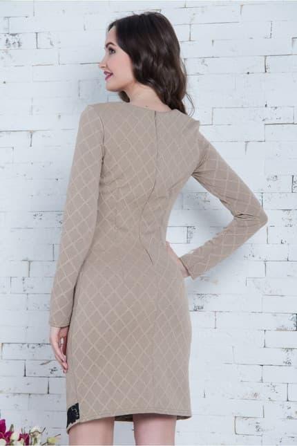 Повседневное платье 6298e, фото 3