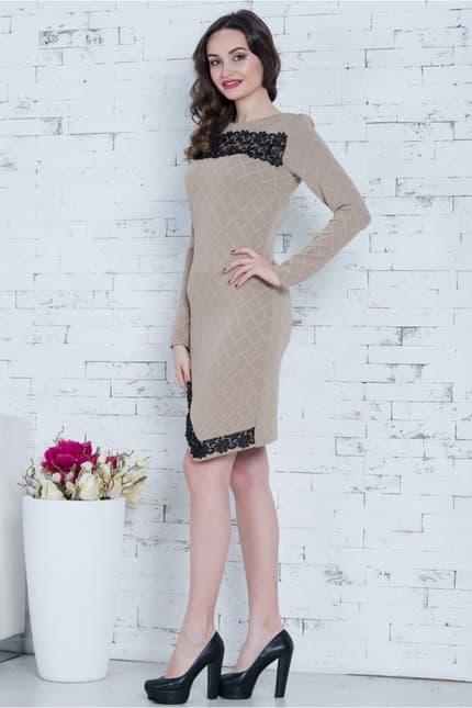 Повседневное платье 6298e, фото 5
