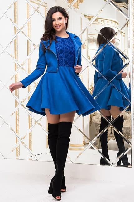 Повседневное платье Камелия, фото 1