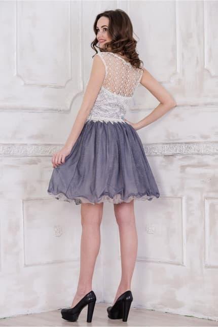 Коктейльное платье 5083e, фото 3