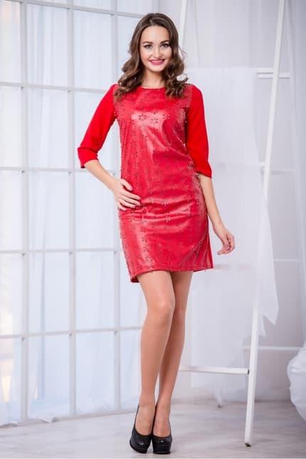Коктейльное платье 5213e, фото 1