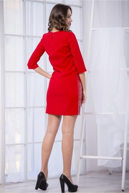 Коктейльное платье 5213e, фото 3