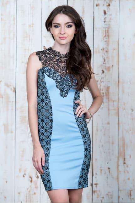 Коктейльное платье 6269e, фото 6