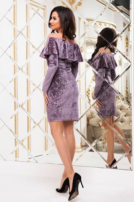 Коктейльное платье 6295e, фото 3