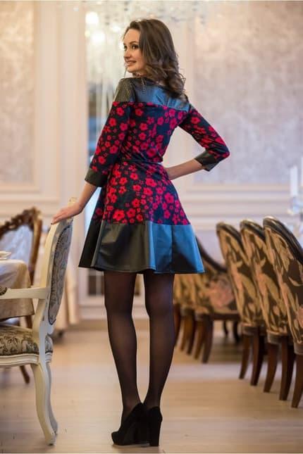 Повседневное платье 5007e, фото 3