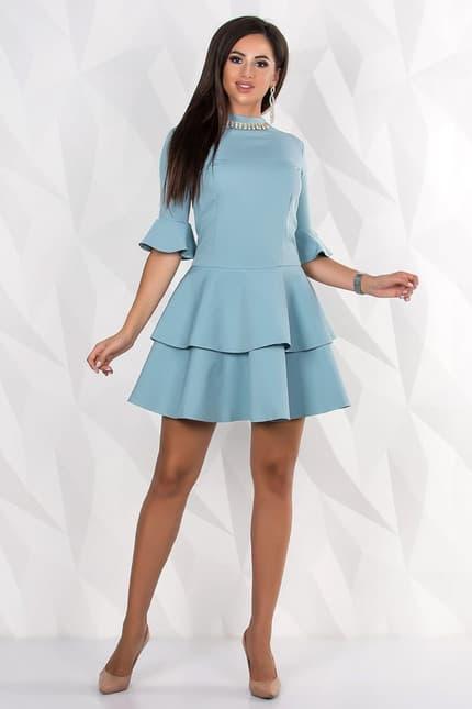 Повседневное платье 7189e, фото 1