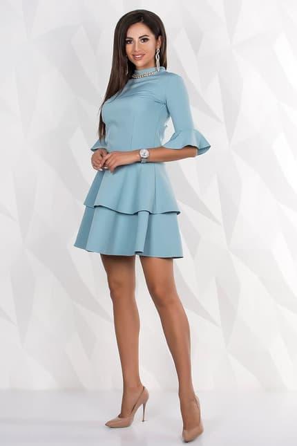 Повседневное платье 7189e, фото 2