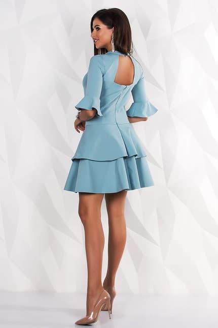 Повседневное платье 7189e, фото 3