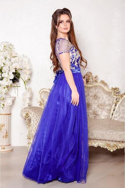 Вечернее платье 8001e, фото 3