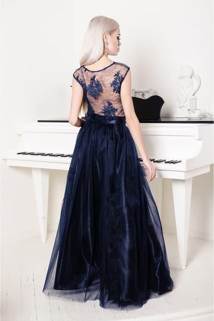 Вечернее платье 8016e, фото 5