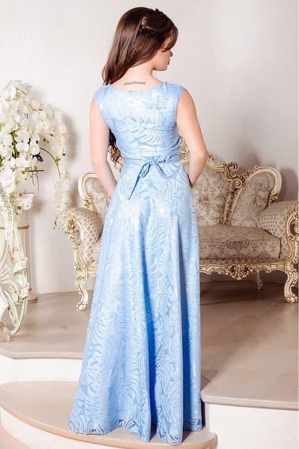 Вечернее платье 7090e, фото 6