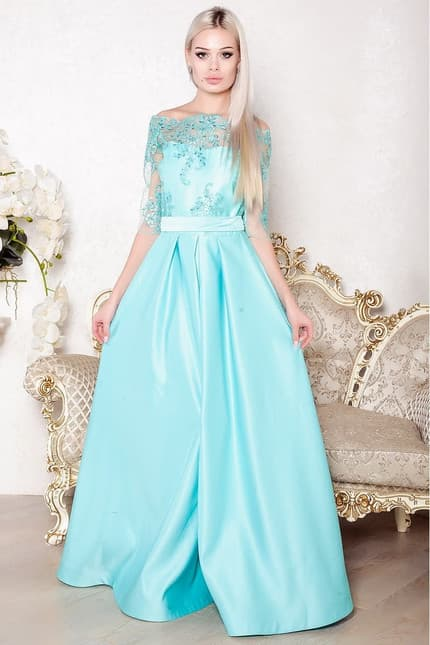 Вечернее платье 7179e, фото 4