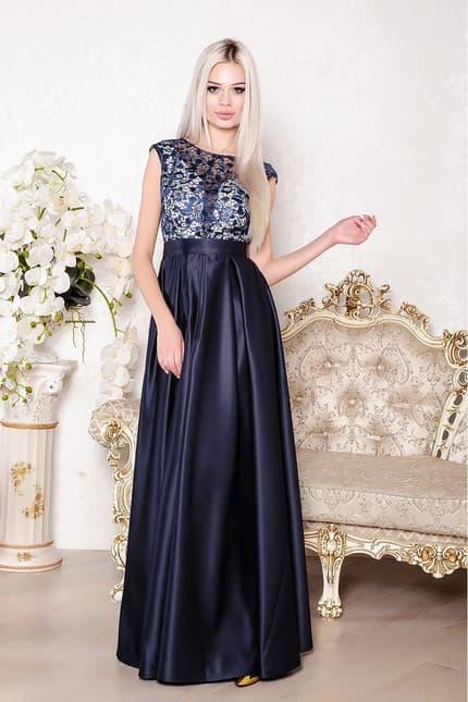 Вечернее платье 8024e, фото 4