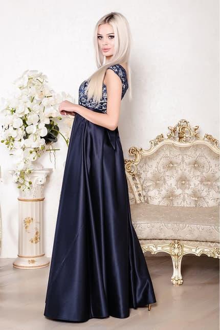 Вечернее платье 8024e, фото 5
