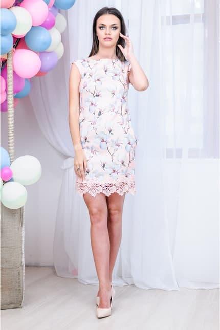 Повседневное платье 7133e, фото 1