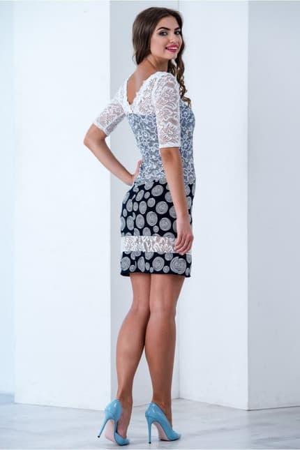 Коктейльное платье 6183e, фото 5