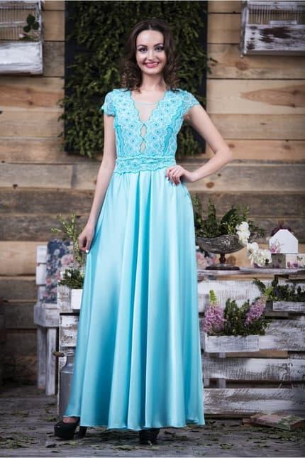 Вечернее платье 5099e, фото 3