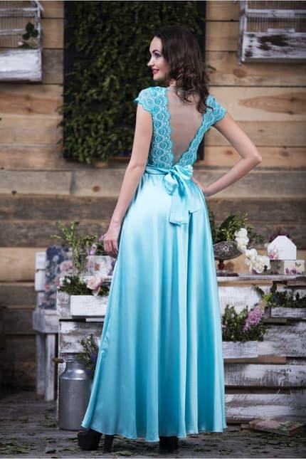 Вечернее платье 5099e, фото 4