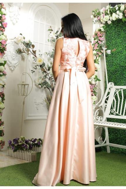 Вечернее платье 8018e, фото 3