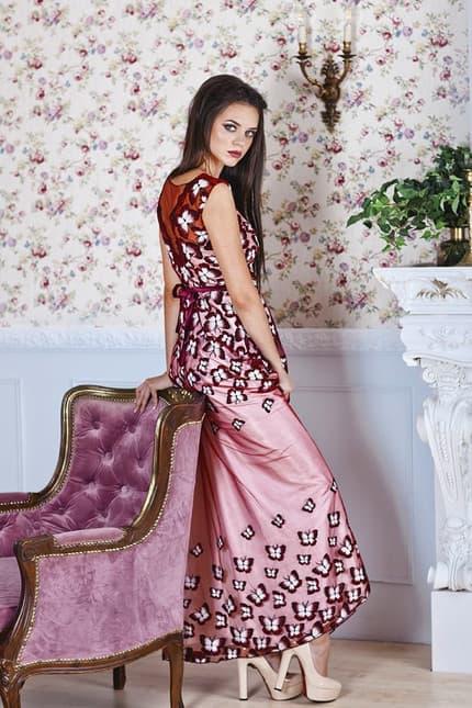 Вечернее платье 7113e, фото 2