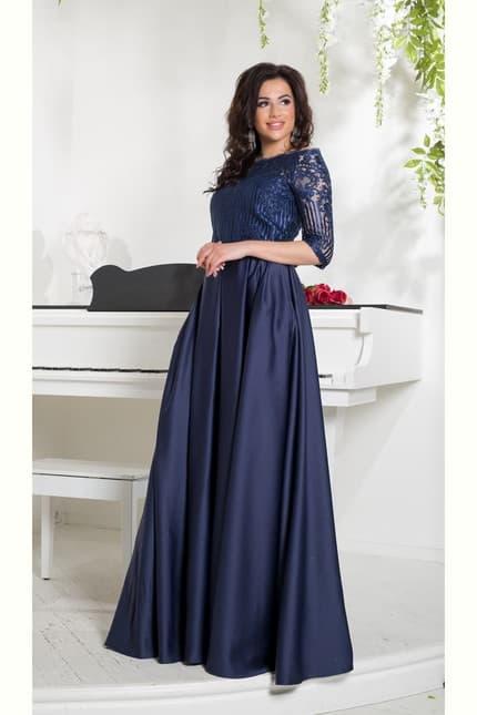 Вечернее платье 8029e, фото 3