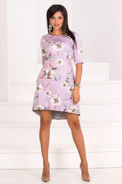 Повседневное платье 6174e, фото 3